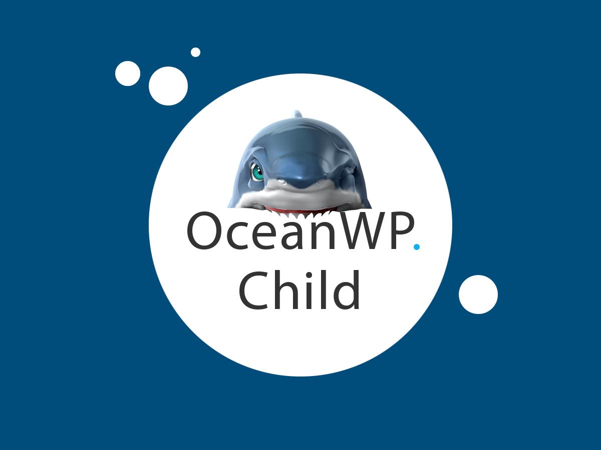 oceanwp child